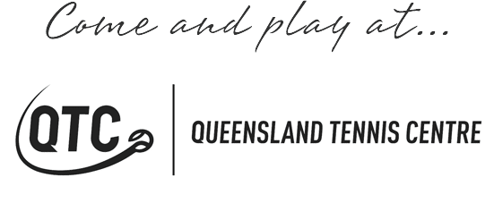 Come and Play at Queensland Tennis Centre